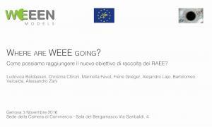 WEEEnModels Workshop Speakers